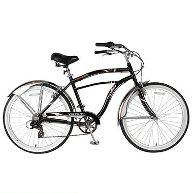 "Victory Touring Cruiser 26"" Men's Cruiser Bicycle"