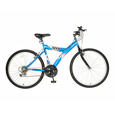 Mantis� Seer MTB 101 Unisex Adult Mountain Bike