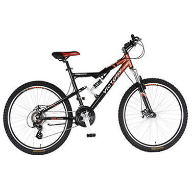 "Victory Vegas Jackpot MTB 26"" Adult Mountain Bike"