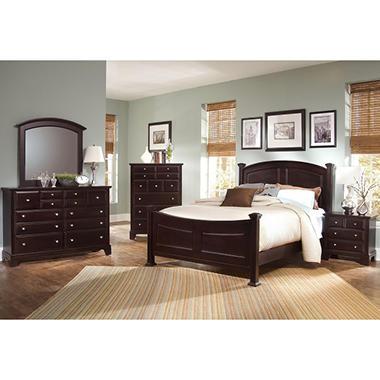 Abingdon Bedroom Furniture Set Sam 39 S Club