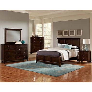 Bedford Mansion Bedroom Furniture Set Sam 39 S Club