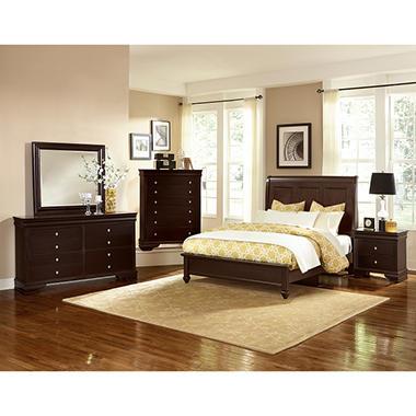 Aston Bedroom Furniture Set Sam 39 S Club