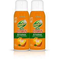 OdoBan Real Citrus Air Freshener, Orange (10oz., 2pk.)