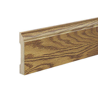 SimpleSolutions™ Wallbase Molding - Raven Oak; 94.50