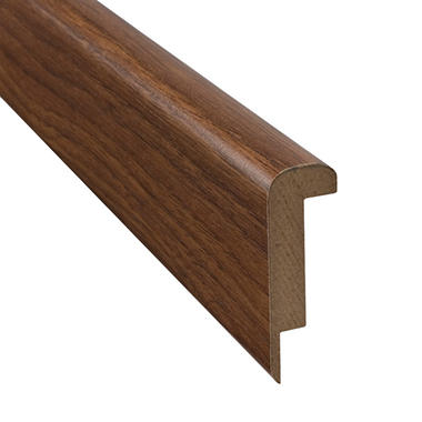 SimpleSolutions™ Stairnose Molding - West End Oak