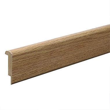 SimpleSolutions™ Stairnose Molding - Rusticwood Oak / Crimson Oak; 78.75 In. Long