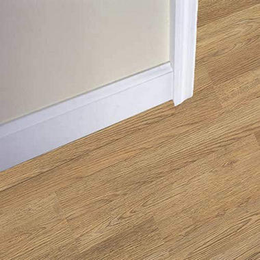 SimpleSolutions Quarter Round Molding - Blonde Oak
