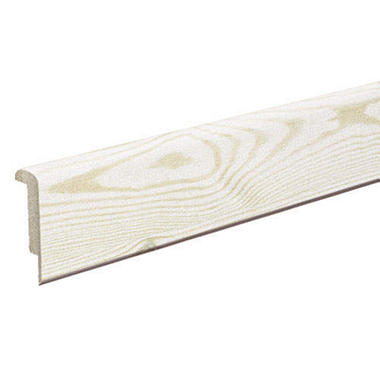 SimpleSolutions™ Stairnose Molding – White Pine; 78.75 In. Long