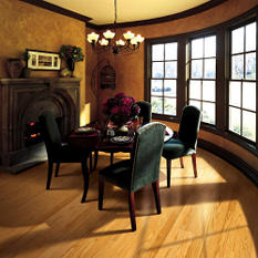 Traditional Living® Blonde Oak Premium Laminate Flooring