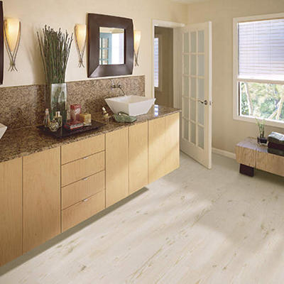 Traditional Living® White Pine Premium Laminate Flooring