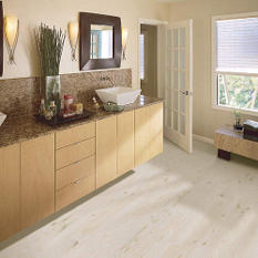 Traditional Living® White Pine Premium Laminate Flooring