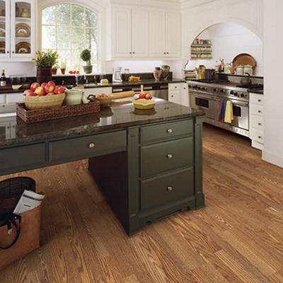 Traditional Living® Raven Oak Premium Laminate Flooring