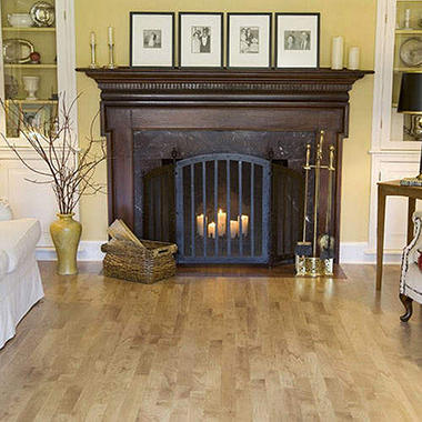Traditional Living�  Premium Laminate ? Roasted Maple; 10mm thick ? 1 pk.
