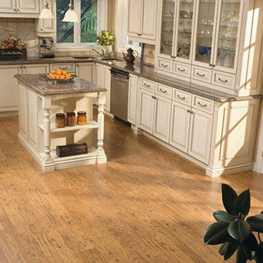 Traditional Living� Premium Laminate ? Cottage Chestnut; 10mm thick ? 1 carton