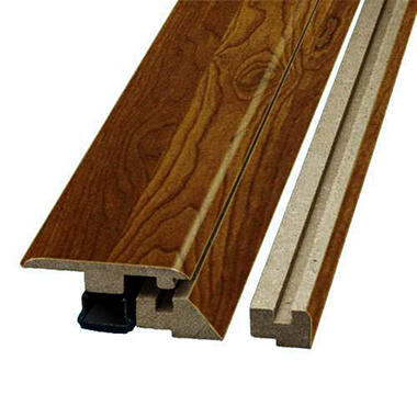 SimpleSolutions? Four-in-One Molding ? Natural Brazilian Cherry; 78.75 In. Long
