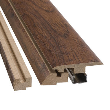 SimpleSolutions™ Four-in-One Molding - Handscraped Oak - 78.75