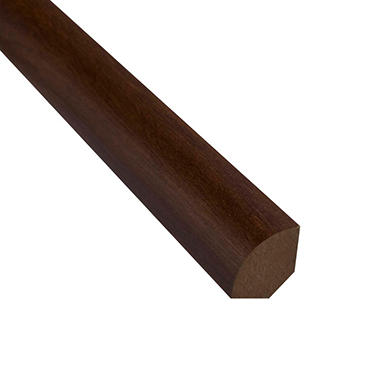 SimpleSolutions™ Quarter Round Molding - Mayfair Mahogany