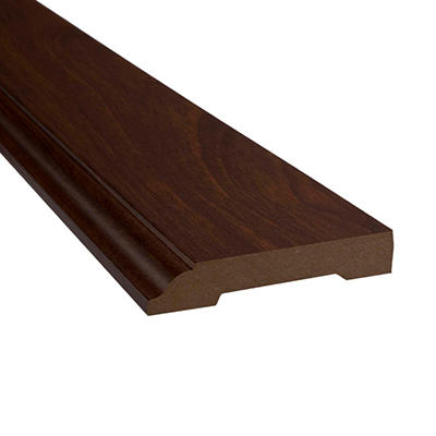 SimpleSolutions™ Wallbase Molding - Mayfair Mahogany
