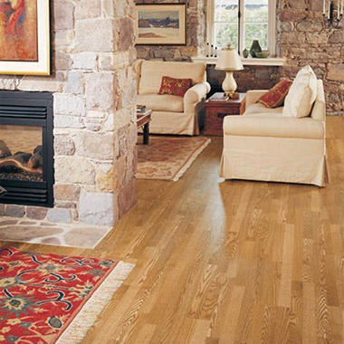 LivingFlooring? Laminate - Washington Oak - Sample