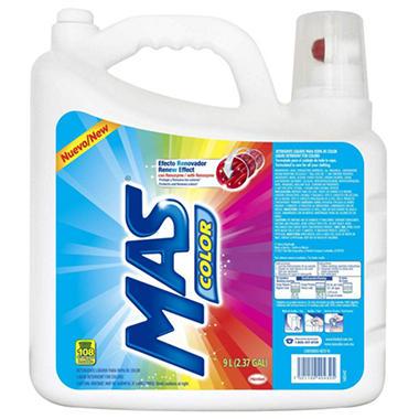Mas Color Liquid Laundry Detergent - 9 liters