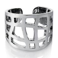 Mackech Ring in Sterling Silver
