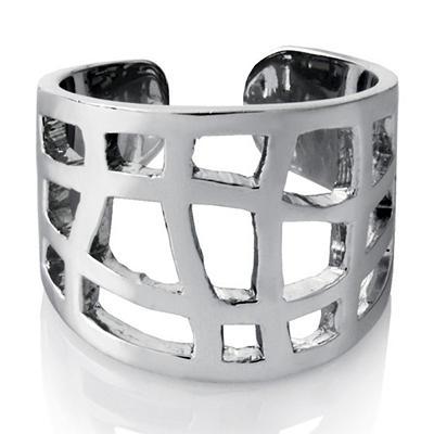 Mackech Ring in Sterling Silver
