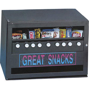 Seaga 9 Selection Manual Snack Machine