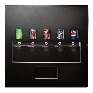 Seaga High Capacity 5 Selection Manual Beverage Machine