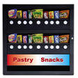 Seaga 18 Selection Manual Snack Machine