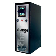 Seaga $120 Capacity Change Machine