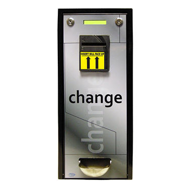 Seaga $250 Capacity Bill Change Machine