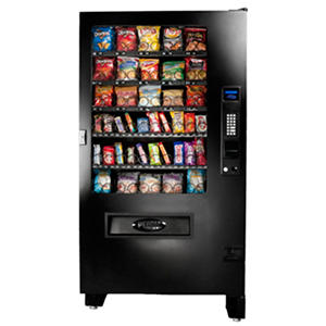 Seaga 40 Selection Full Feature Snack Machine