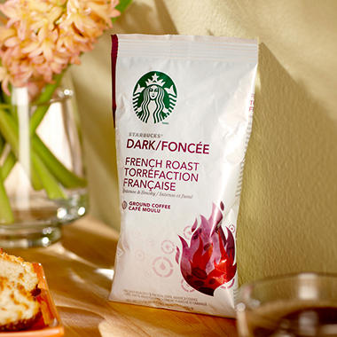 Starbucks French Roast - 2.5 oz. Portion Packs ? 18 ct.