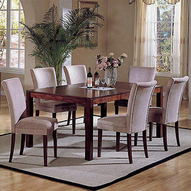 Sasha Parson Dining Set - 7 pc.