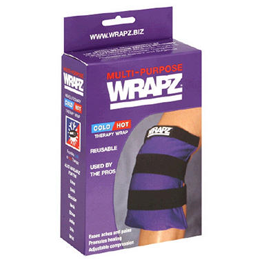 WRAPZ Hot/Cold Multi-Purpose Compression Therapy