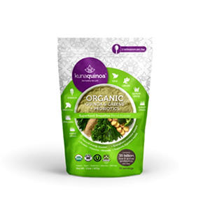 Kunaquinoa Organic Quinoa & Greens + Probiotics Blend Powder (15 oz.)