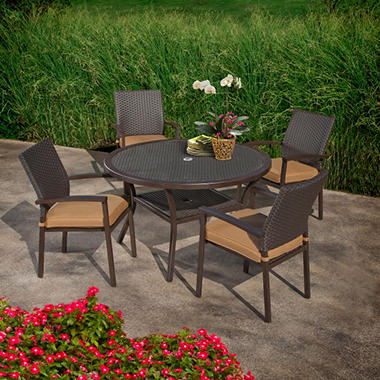 Coral Gables Outdoor Patio Dining Set - 5 pc.