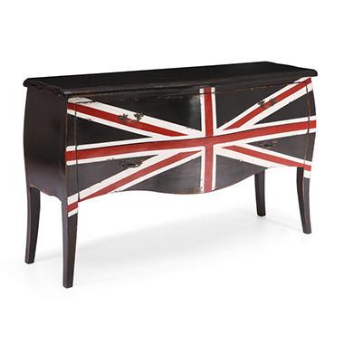 Union Jack Large Cabinet    98111