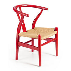 Baby Grant Chair 2pk - Red