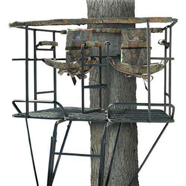 Gorilla 16' Wrap Around Treestand