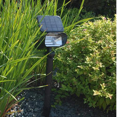 Wireless Solar Spotlight