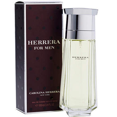 Herrera for Men EDT by Carolina Herrera - 3.4 oz.