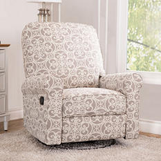 Porter Recliner Armchair (Choose Color)