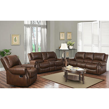 $1699 00 Harvest Reclining Sofa Loveseat and Chair Set dealepic