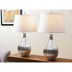 Vera Table Lamps, Set of 2