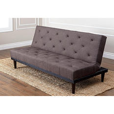 Brighton Futon Sofa Bed (Assorted Colors)