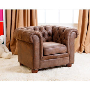 Theodore Mini Chesterfield Chair (Assorted Colors)