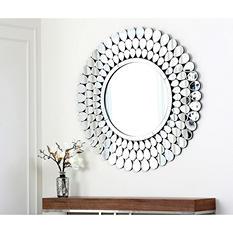 Cairo Round Wall Mirror
