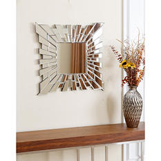Regal Small Square Wall Mirror