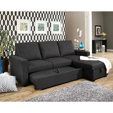 Hudson 2 Piece Sectional Sofa Set Sam 39 S Club